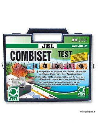 JBL TEST-COMBI-SET kit di analisi valori acqua 5 Test