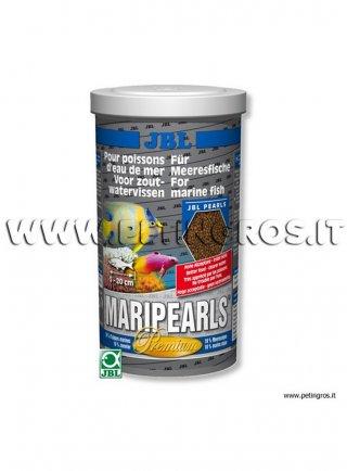 JBL MARI-PEARLS mangime in perle per pesci marini da 1 litro - JBL