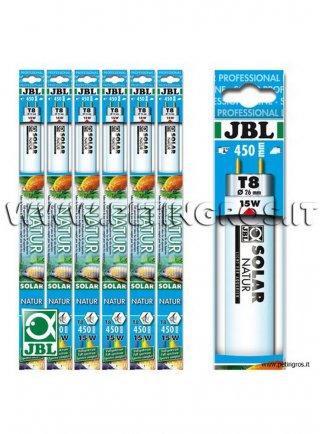 JBL Solar NATUR neon T8 9000°K - luce acquario naturale