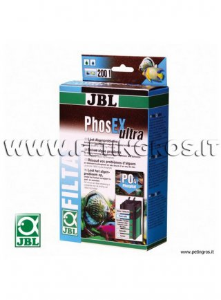 JBL PhosEX ULTRA composto elimina Fosfati 340 g