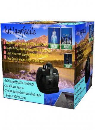 Kit laghetto misurina 4x4