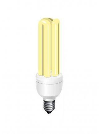 Lampada energy saving solarmax 6.500 k attacco E27