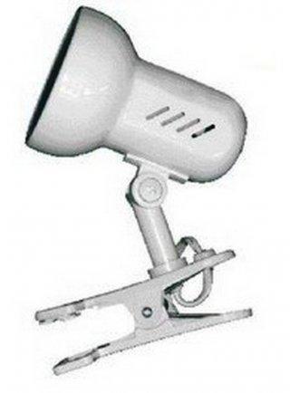 Plafoniera a clip ginyus per lampade e27