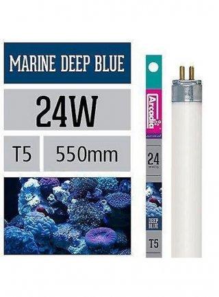 Arcadia Neon Marine Blue attinico T5 luce per acquario marino esalta i coralli