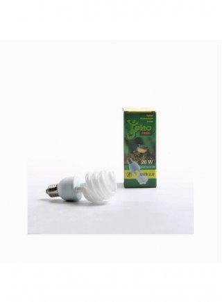 Lampada PetTribe Gekotribe fluorescente E.S. UVB 2.0 per Rettili