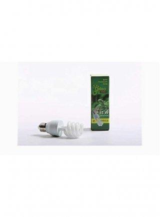 Lampada PetTribe Gekotribe fluorescente E.S. UVB 5.0 per Rettili