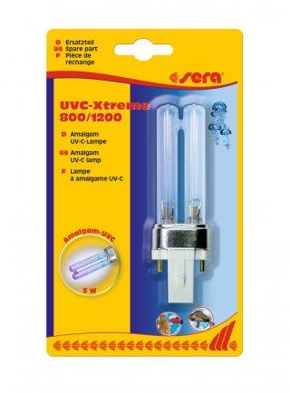 Sera lampada UV-C ad amalgama per Xtreme 800 - 1200