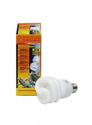Sera lampada uvb per rettili E27 2.0 5.0 10.0 E27