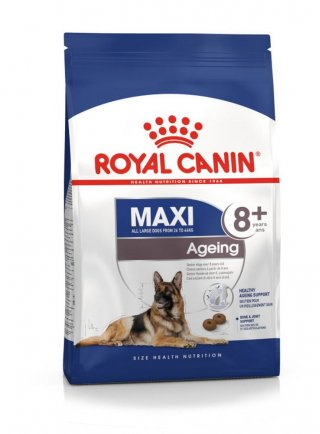 Maxi Ageing 8+ cane Royal Canin