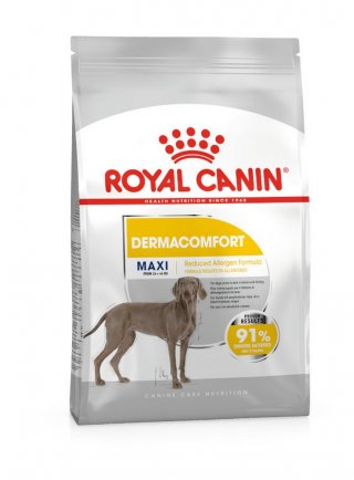 Maxi Dermacomfort cane Royal Canin