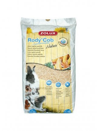 Lettiera per Roditori RODY'S COB NATURE 20 kg