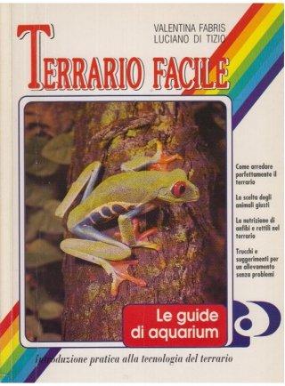 Libro terrario facile