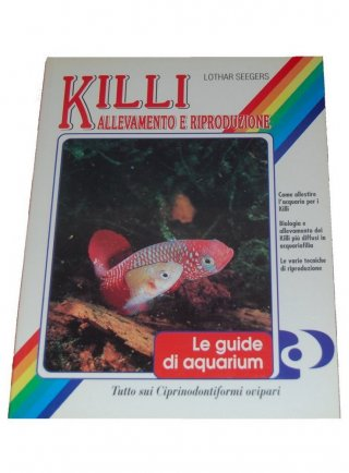 Libro i Killi pesci