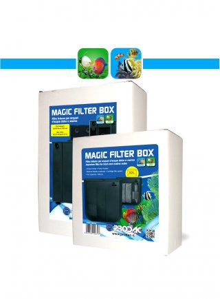 Prodac Magic Box Filtri biologici interni per acquari d'acqua dolce marina