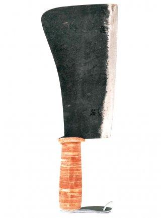 Manaresso standard cm 23 con manico in cuoio professional