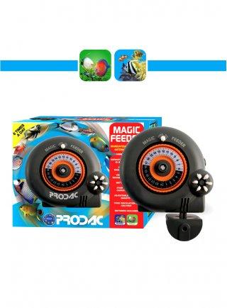 Prodac Magic Feeder Mangiatoia per Acquario Automatica