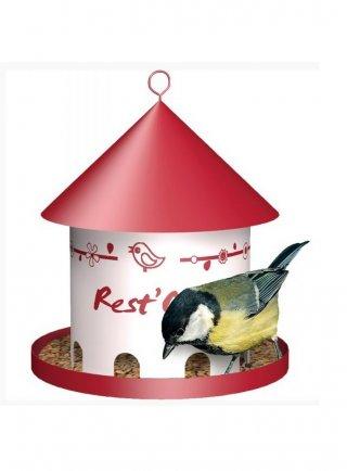 Mangiatoia da esterno per uccelli selvatici Rest'o