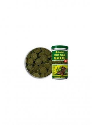 Tropical wafer spirulina mangime per pesci ornamentali 75 ml 80 pastiglie