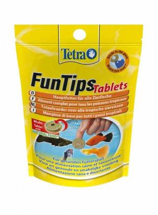 Tetra mangime pesci tropicali FunTips 20 tablets