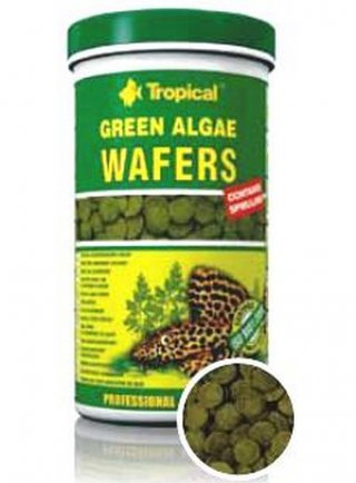 Tropical wafers mangime per pesci ornamentali 250 ml