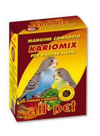 Kariomix composto completo per pappagallini gr 500
