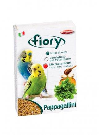 Fiory composto completo per pappagallini 700gr