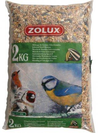 Mangime per uccelli selvatici - Miscela Semi Selezionati 2 kg