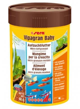 Sera Vipagran baby mangime avanotti