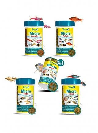 Tetra Micro 100 ml mangime per pesci piccoli