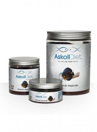 Askoll Diet mangime per pesci tropicali granuli Discus