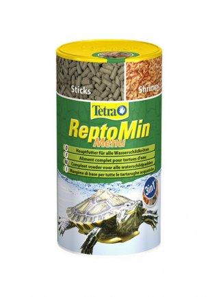 Tetra Reptomin menù ml 250 4 gusti