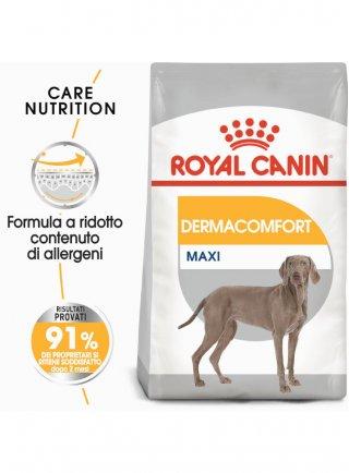 Maxi Dermacomfort cane Royal Canin