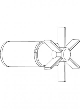 Sicce Ricambio MICRAPLUS Rotore