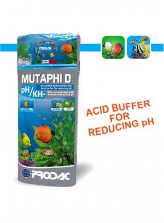 Prodac Mutaphi M/D regolatore di pH in acquario