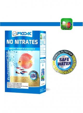 Prodac No Nitrates Materiale Filtrante 200 ml pulizia acquario