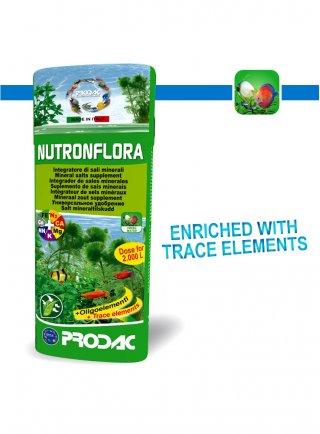 Prodac Nutronflora integratore di Oligoelementi per acquario