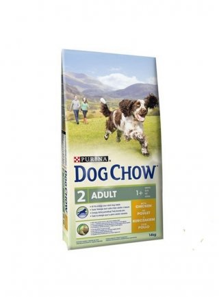 Purina Tonus Cane Chow Complet (Complet) 3 e 14 kg