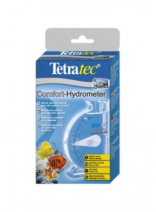 Tetra idrometro densimetro per la salinità