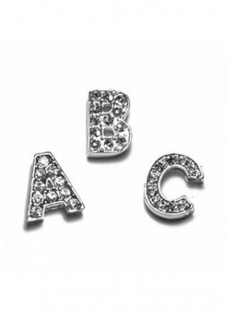 Lettere per collare 10 mm