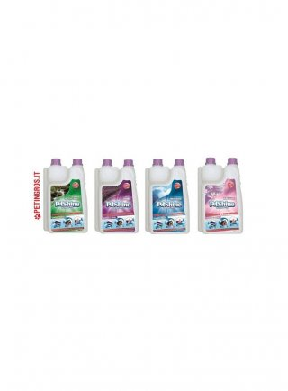 Detergente / Igenizzante per Ambienti PetShine [Vari Gusti]
