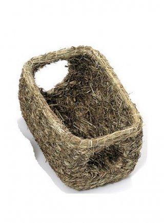 Casetta criceto Grashaus in fibra naturale 28x18x13,5 cm