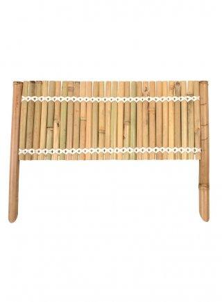Pannello in bamboo per bordura cm 50xh35 naturale