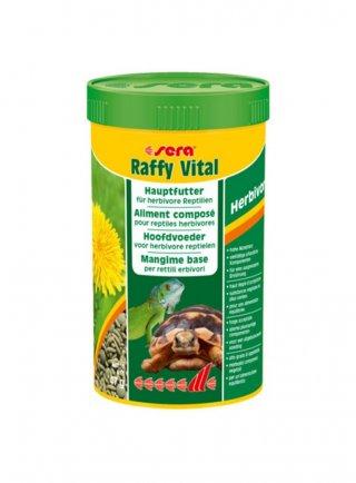 Sera RAFFY Vital - sticks per tartarughe terrestri