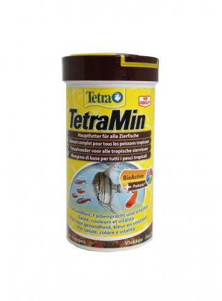 Tetramin e Tetramin XL Flakes mangime base tropicali