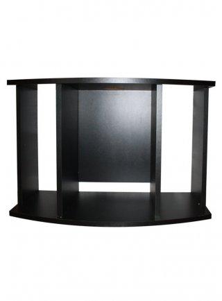 Supporto universale stondato nero AQ 141 101x50,5x67x5h cm