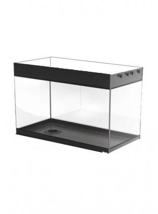 Vasca vitrea 110x50x55h acquario 300 litri