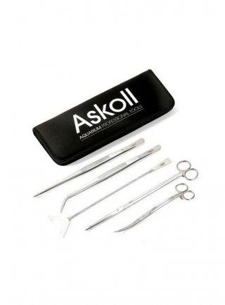 Askoll aquarium professional tools kit pulizia e manutenzione