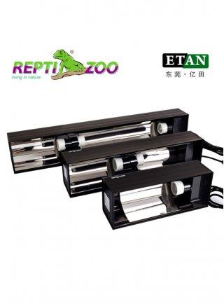 Plafoniera Reptizoo in alluminio per lampade E27