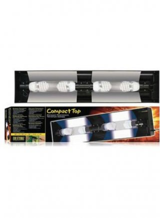 Plafoniera Fluorescent Canopy Compact Top