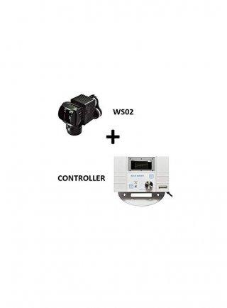 T21 Pompa di movimento con computer e controller di regolazione
